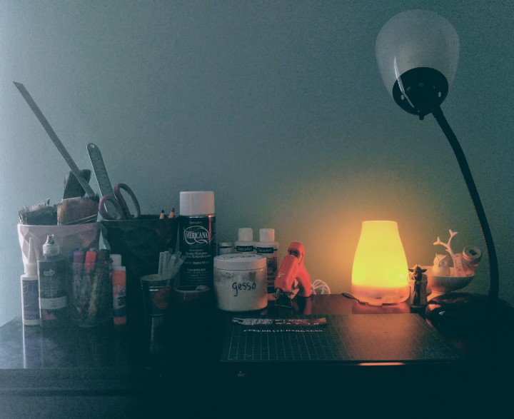 How I Managed to Establish My Own At-Home StudioSpace
